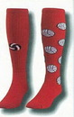 Custom Over the Calf Volleyball Socks w/ Ankle & Arch Support (10-13 Large)