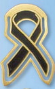 Custom Deceased Ribbon Bookmark