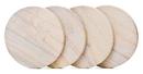 Custom Sandstone Coasters Set of 4 (Natural Radiant)