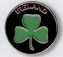 Custom Stock Ball Markers (Ireland/ Shamrock)