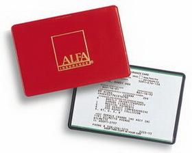 Auto Insurance Card Holder, Price/piece