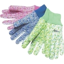 Custom Assorted Color Cotton Gardening Gloves