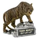 Custom Brown Tiger School Mascot