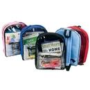 Custom B-6408 Clear PVC w/600 Denier/PVC Security Backpack