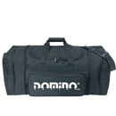 Custom B-8911 Expandable Travel Bag U-Shape Large Zippered Compartment, 600D Polyester w/Heavy Vinyl Backing