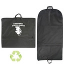 Custom B-8975 Non-Woven Deluxe Garment Bag with Full-Length Zippered Main Compartment