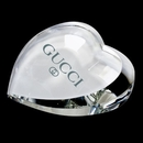 DY-2067 Crystal Heart Paperweight