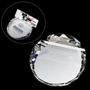 Custom DY-2069 Crystal Paperweight /Card Holder