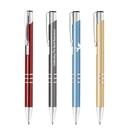 Custom PM-213 Plunge Push Action Metal Pen