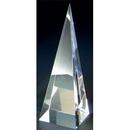 Custom A4608 The Alfa Crystal Collection, Crystal Pyramid Tower 2 5/8