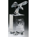 Custom AYJ072 The Alfa Elite Collection - Eagle Awards, Crystal Mighty Eagle 3 5/8
