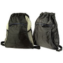 Custom BP2121 Light Weight Drawstring Tote/Backpack in One