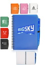 Blank 5.25 in. X 7 in. The Director Notebooks