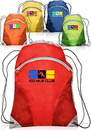 Blank 14W X 18H Multisport Drawstring Backpacks