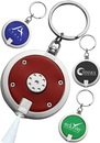 Blank Round Led Key Chain