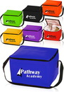 Blank 9W X 6H Non-Woven Lunch Bags