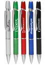 Custom Slim Gripper Plastic Pens