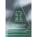 Custom GB407 The Alfa Jade Glass Awards, Jade Glass Conquest 5