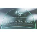 Custom GBF0510 The Alfa Jade Glass Awards, Jade Glass Luna 5