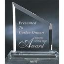 Custom PB0110 The Alfa Crystal Collection, Crystal Peak Award 7 1/2