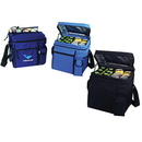 Custom SP4054 24-Pack Cooler w/ Easy Top Access & Phone Pocket