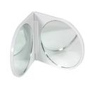 Custom Standard Magnifying Dual Folding Mirror, 2-7/16