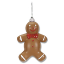 Custom Gingerbread Man Ornament, 4 1/4