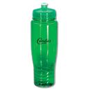 Custom 28 oz. Poly Clean Bottle, 9 5/8