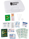 Custom Med1 Premium Golfer's First Aid Kit, 4 1/8