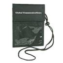 Custom 20 Denier Nylon Nylon Badge Holder, 5 1/4
