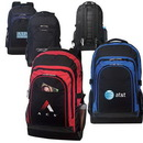 Custom 600D Polyester Large Laptop Backpack