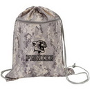 Custom Drawstring Shoulder Pack, 14-1/2 X 18-1/2