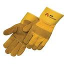 Custom Split Cowhide Palm Gloves