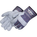 Custom Full Feature Standard Leather Work Gloves, S - Xl