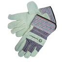 Custom Economy Split Cowhide Work Gloves