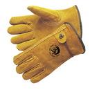 Custom Split Cowhide Driver Gloves