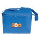 Custom 1003 Nylon Enlarged 6-Can Cooler, 9 L x 7 H x 7 D