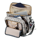 Custom 6239 600D Polyester Camouflage Compu-Backpack, 17L x 17H x 9D