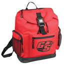 Custom 6525 600D Polyester Backpack w/Reflector, 13 L x 17-1/2 H x 7 D