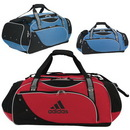 Custom 7022 600D Polyester with Vinyl Back Relay Sports Duffel, 22 L x 11 H x 11 D