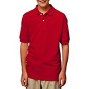 "Blue Generation BG5204 - Youth Short Sleeve ""Superblend"" Polo"