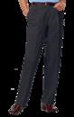 Blue Generation BG6000P - Ladies' 7.25 Ounce Teflon Treated Twill Pleated Front Pants