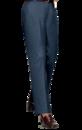 Blue Generation BG6001P - Ladies' Wrinkle & Stain Resistant Teflon Treated Twill Flat Front Pants