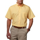 Blue Generation BG8214S - Men's Short Sleeve Oxford with Stain Release