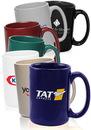 Custom 15oz Large El Grande Coffee Mugs, Stoneware, 4.5