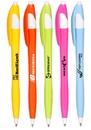Custom Derby Tropical Ballpoint Pens, Plastic, 0.65