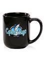 Custom 16 oz Glossy Coffee Mugs, Stoneware, 3.5