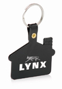 Custom House Soft Key Tag, Plastic, 2.15