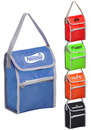 Custom Insulated Lunch Bags, 210D Polyester, 7.25