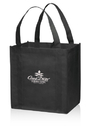 Custom Small Grocery Tote Bags, 80Gsm Non-Woven Polypropylene, 12.625